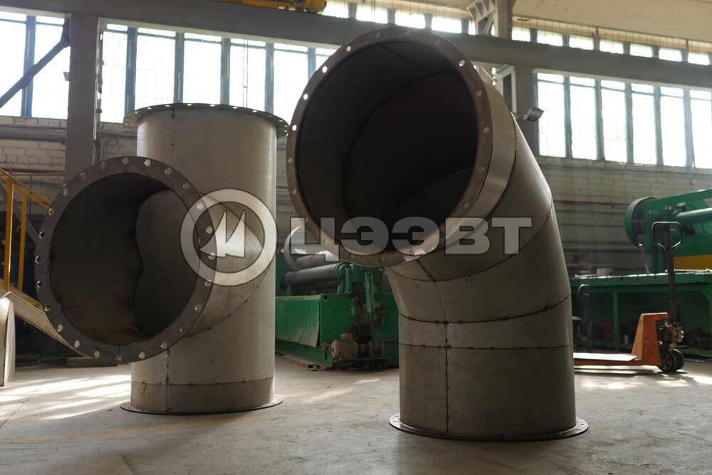 Газоходы и детали трубопроводов рис.4